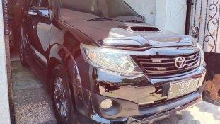 Butuh dana ingin jual Toyota Fortuner G TRD 2015