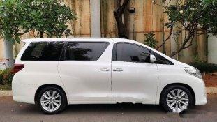 Jual Toyota Alphard X X 2013