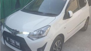 Jual Toyota Agya G 2017