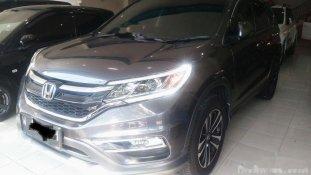 Honda CR-V Prestige 2016 SUV dijual