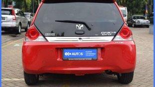 Jual Honda Brio Satya E 2017