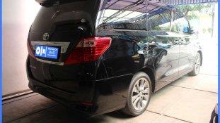 Jual Toyota Alphard G 2009