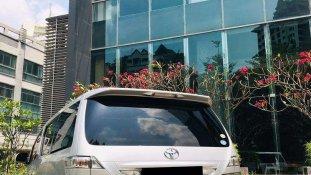 Jual Toyota Vellfire X 2011