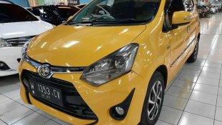 Jual Toyota Agya 2018 termurah