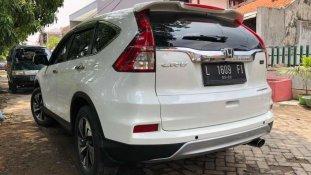Honda CR-V 2.4 Prestige 2016 SUV dijual
