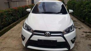 Butuh dana ingin jual Toyota Yaris G 2016