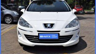 Peugeot 408 408 2012 dijual
