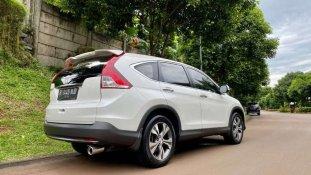 Butuh dana ingin jual Honda CR-V 2.4 2014