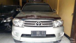Jual Toyota Fortuner 2010 kualitas bagus