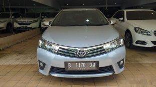 Jual Toyota Corolla Altis 2014, harga murah