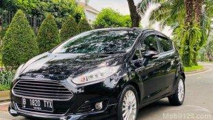 Jual Ford Fiesta EcoBoost S 2014