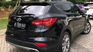 Jual Hyundai Santa Fe 2014 termurah
