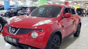 Jual Nissan Juke RX Red Edition 2012