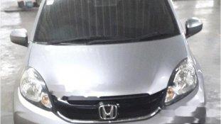 Butuh dana ingin jual Honda Brio Satya E 2017