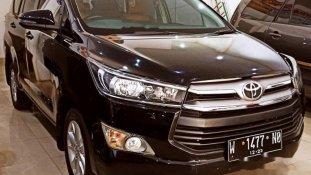 Butuh dana ingin jual Toyota Kijang Innova G 2018