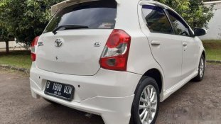 Jual Toyota Etios Valco G kualitas bagus