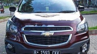 Jual Chevrolet Spin ACTIV kualitas bagus