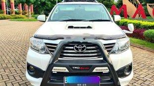 Jual Toyota Fortuner 2014 termurah