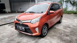 Jual Toyota Calya 2017 kualitas bagus