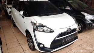 Jual Toyota Sienta 2018 termurah