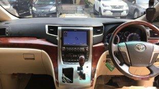 Toyota Vellfire V 2009 Wagon dijual