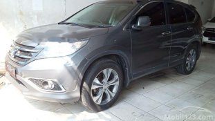 Honda CR-V 2.4 Prestige 2012 SUV dijual