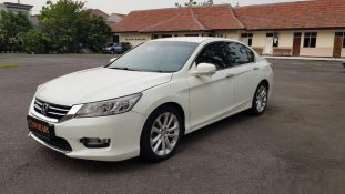 Honda Accord VTi-L 2013 Sedan dijual