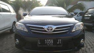 Butuh dana ingin jual Toyota Corolla Altis G 2012