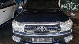 Toyota Fortuner V 2005 SUV dijual