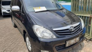 Butuh dana ingin jual Toyota Kijang Innova G Luxury 2010