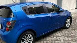 Jual Chevrolet Aveo LT 2013