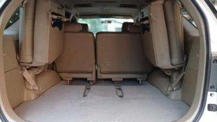 Toyota Fortuner V 2011 dijual