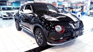 Jual Nissan Juke RX Black Interior Revolt kualitas bagus