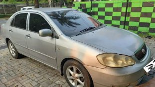 Toyota Corolla Altis G 2001 Sedan dijual