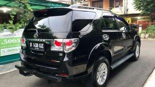 Jual Toyota Fortuner G 2012