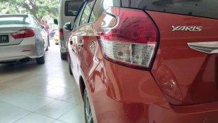 Jual Toyota Yaris 1.5G 2015