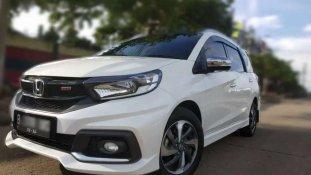 Butuh dana ingin jual Honda Mobilio RS CVT 2018