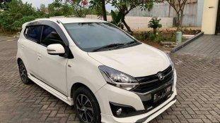 Daihatsu Ayla 1.2 R Deluxe 2017 Hatchback dijual