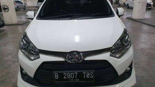 Butuh dana ingin jual Toyota Agya TRD Sportivo 2018