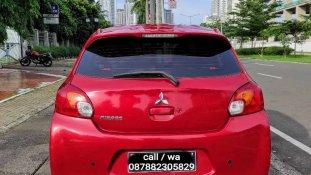 Jual Mitsubishi Mirage 2014 kualitas bagus
