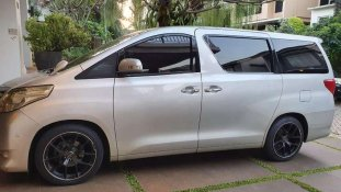 Jual Toyota Alphard 2008, harga murah