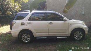 Daihatsu Terios TX 2010 SUV dijual