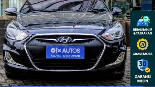 Hyundai Grand Avega GL 2014 Hatchback dijual