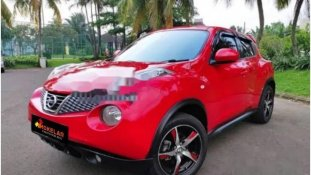 Jual Nissan Juke RX Red Edition 2013