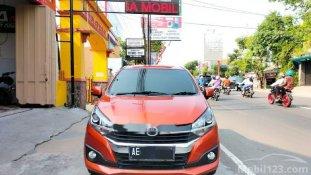Daihatsu Ayla R 2018 Hatchback dijual