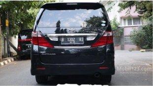 Jual Toyota Alphard S kualitas bagus