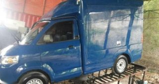 8500 Modifikasi Mobil Apv Warna Biru Terbaru