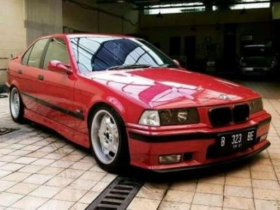 Bmw E36 323i 1996 A T Limited Edition Red On Red 493272