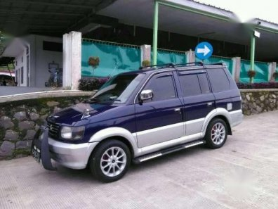 Mitsubishi Kuda Super Exceed Bensin Manual Tahun 2000