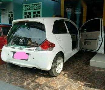 Dijual Honda Brio Cvt Matic Tahun 2016 Plat BE Kotamadya Lampung